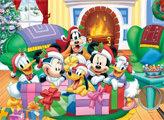 Игра Микки Маус и друзья - сбежавшие буквы