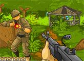 Игра Рэмбо: хозяин джунглей