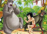 Игра Книга Джунглей: пазл