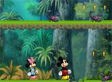 Игра Приключения Микки и Минни 1