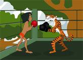Игра Маугли VS Шархан: бокс