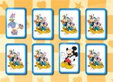 Игра Микки Маус и Друзья - Найди пару