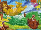 Игра Король лев: пазл 4