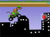 Игра Скуби-Ду: мотобайкер