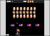 Игра Bush Invaders