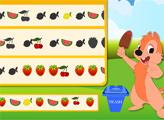 Игра Забавные фрукты