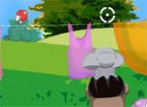 Игра Чип и Дейл - садовые забавы