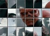 Игра Плитко-пазл Капитан Америка