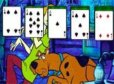Игра Скуби-Ду: пасьянс косынка