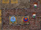 Игра Супер герои: товер дефенс