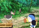 Игра Дораэмон - охота в джунглях