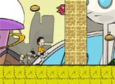 Игра Дораэмон и приключения Нобита