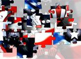 Игра Капитан Америка: Пазл
