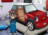 Игра Автомойка Тома