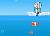 Игра Дораэмон на рыбалке