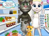 Игра Семейный ужин Говорящих друзей