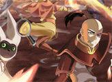 Игра Аватар: Легенда об Аанге: скрытые цифры