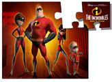 Игра Суперсемейка: суперпазл