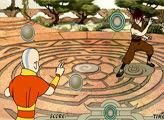 Игра Аватар Легенда об Аанге: столкновение мастеров