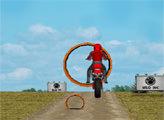 Игра Мотогонка в пустыне 3D