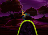 Игра Скуби-Ду: BMX