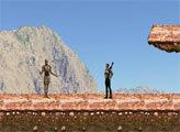 Игра Вооруженный конфликт в горах