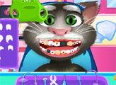 Игра Говорящие друзья у зубного