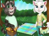Игра Идеальное свидание Тома и Анджелы