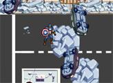 Игра Капитан Америка: Воин свободы
