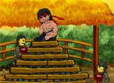 Игра Рэмбо: царь горы