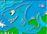 Игра Подводная братва - раскраска