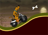 Игра Скуби Ду: квадроцикл