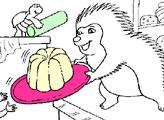 Игра Лесная братва - пирог