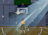 Игра Basketball Shooting Slum Boy