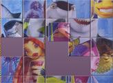 Игра Подводная братва - собери картинку
