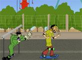 Игра Скуби Ду: тикаем на скейте