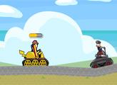 Игра Покемоны: танковый бой