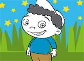 Игра Раскраска: Маленькие Эйнштейны - Квинси