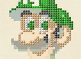 Игра Вышиваем крестиком - Марио