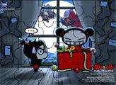 Игра Пазл Пукка и новогодние подарки