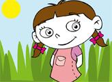 Игра Раскраска: Маленькие Эйнштейны - Энни