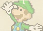 Игра Вышиваем крестиком - Марио 2