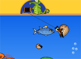 Игра Рыбалка Свомпи