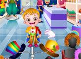 Игра Малышка Хейзел: Цирковое представление
