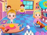 Игра Малышка Хейзел: День Дружбы