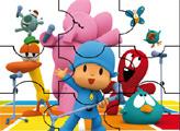 Игра Пазл: Музыкальная группа Покойо