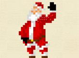 Игра Вышиваем крестиком - Рождество и Новый год