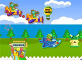 Игра Свомпи - Воздушный бой