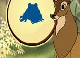 Игра Бэмби и лесные друзья