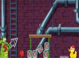 Игра Свомпи: Это моя утка? Водные мячи